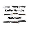 Kitchen Knife Handle Materials. Do you know what your knife is made of?