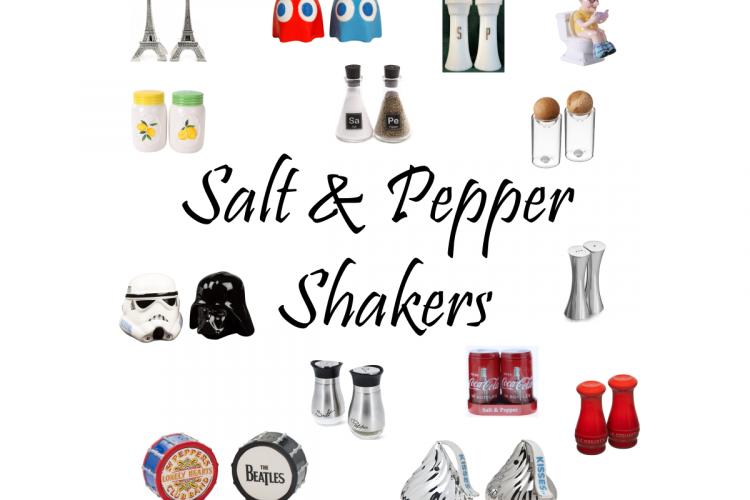 salt and pepper shakers: the full shakedown