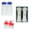 tupperware salt and pepper shakers
