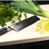 nakiri knife or japanese vegetable cleaver